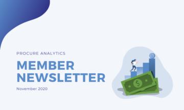 PA Member Newsletter November 2020