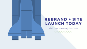 rebrand and website launch feature