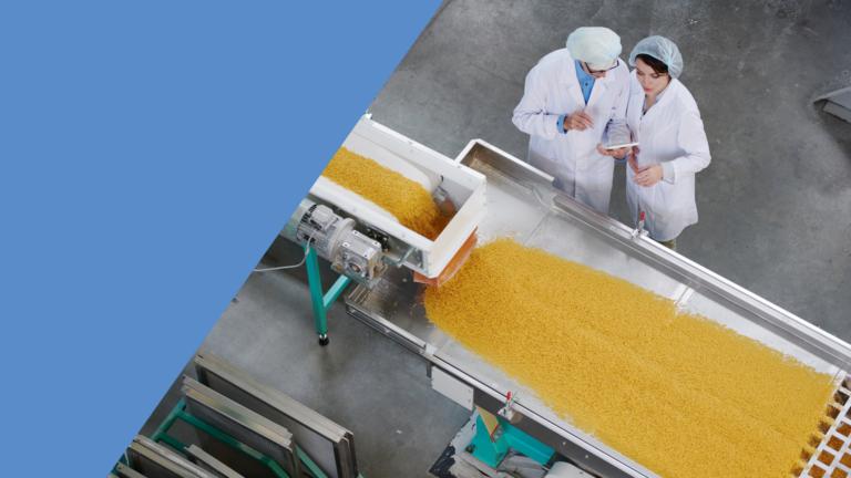 MRO spend management - food production